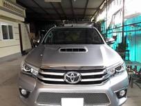 Bán Toyota Hilux G sản xuất năm 2015, màu bạc giá cạnh tranh