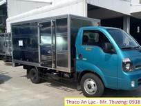Bán xe Thaco Kia K250 năm 2018, màu xanh lam, nhập khẩu