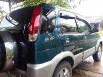 Cần bán gấp Daihatsu Terios năm sản xuất 2005, màu xanh lam như mới