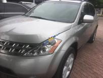Cần bán xe Nissan Murano SE đời 2004, màu bạc, nhập khẩu nguyên chiếc