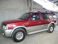 Cần bán xe Ford Everest 2006 dầu, số sàn, màu đỏ cực hot