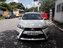 Cần bán gấp Toyota Yaris 1.5E 2017 2016, màu trắng, nhập khẩu nguyên chiếc, 600tr