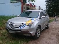 Cần bán xe Acura MDX sản xuất năm 2007, màu bạc