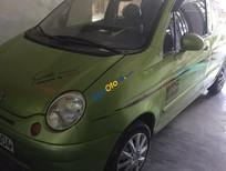 Bán Daewoo Matiz sản xuất năm 2004, màu xanh lục như mới