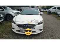 Bán Mazda 6 AT năm sản xuất 2017, màu trắng như mới
