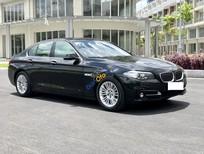 Cần bán BMW 5 Series 520i sản xuất 2015, màu đen, nhập khẩu nguyên chiếc