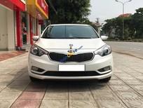 Cần bán xe Kia K3 1.6AT sản xuất 2016, màu trắng