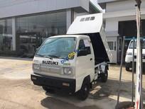 Bán xe Suzuki Carry 2018, màu trắng, thùng ben tự đỗ giá 281 triệu
