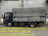 Xe tải Daehan Teraco 250, tải 2T5 giá tốt, trả góp - lãi suất thấp dần