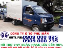 Bán xe tải nhỏ Dongben dưới 1 tấn, tài xế xe tải Dongben 770kg