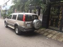 Cần bán xe Ford Everest 2005 số sàn, máy dầu, hồng phấn
