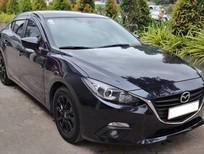 Cần bán xe Mazda 3 Sedan 2016 số tự động, màu xanh đen