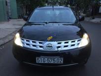 Bán xe Nissan Murano SL 3.5 năm sản xuất 2006, màu đen, nhập khẩu
