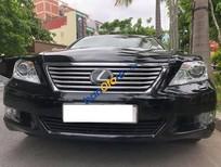Cần bán lại xe Lexus LS 460L sản xuất năm 2010, màu đen