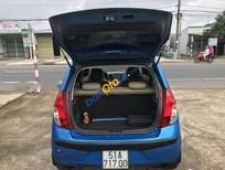 Bán Hyundai i10 năm 2010, màu xanh lam, nhập khẩu