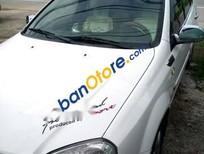 Cần bán lại xe Chevrolet Lacetti đời 2010, màu trắng