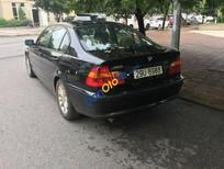 Cần bán gấp BMW 3 Series 318i năm sản xuất 2004, màu đen, xe nhập chính chủ, giá 225tr