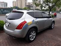 Bán Nissan Murano 3.5 AT SE 4x4 AWD 2005, màu bạc, nhập khẩu
