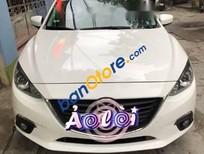Bán xe Mazda 3 năm sản xuất 2017, màu trắng, giá tốt