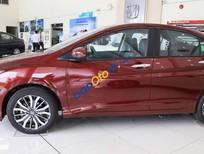 Bán Honda City năm sản xuất 2018, màu đỏ