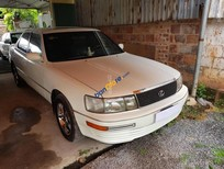 Bán xe Lexus LS 400 năm sản xuất 1991, màu trắng, xe nhập
