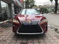 Cần bán Lexus RX 450h sản xuất 2018, màu đỏ, xe nhập