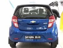 Bán xe Chevrolet Spark Van 2018, màu xanh lam, giá ưu đãi 259 triệu. LH 0936.127.807 mua xe trả góp toàn quốc