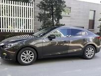 Cần bán Mazda 3 model 2017 màu nâu