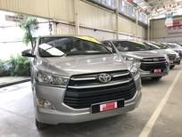 Bán xe Innova E sản xuất 2016 màu bạc