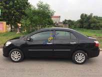 Cần bán xe Toyota Vios năm sản xuất 2010, màu đen