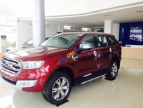 Cần bán Ford Everest Titanium 2WD 2.0 năm sản xuất 2018, màu đỏ, nhập khẩu nguyên chiếc