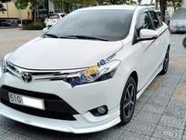 Bán xe Toyota Vios 1.5G TRD Sportivo sản xuất năm 2017, màu trắng số tự động