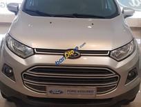 Bán xe Ford Ecosport số sàn, sx 2015, màu bạc