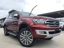 Bán xe Ford Everest Trend 2.0L 2018, tặng thêm phụ kiện, phim cách nhiệt