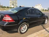 Cần bán lại xe Ford Mondeo 2.0AT sản xuất năm 2005, màu đen, xe nhập như mới