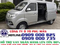 Mua xe tải nhỏ Dongben X30 950kg, oto tải nhẹ giá rẻ dưới 1 tấn