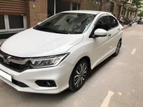 Cần bán Honda City 2017 bản Top màu trắng chạy lướt 21.000km