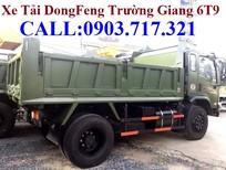 Bán xe ben DongFeng 6T9/ 6900Kg / 6.9T. Địa chỉ bán xe ben DongFeng 6T9. Xe ben Trường Giang 6T9