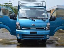 Bán xe K250 2.490kg động cơ Hyundai, hỗ trợ trả góp lãi suất thấp. Tặng 50% phí trước bạ đến 31/10/2018