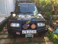 Cần bán gấp Suzuki Vitara năm sản xuất 2006, màu đen