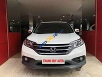 Cần bán Honda CR V 2.4 năm sản xuất 2013, màu trắng, nhập khẩu nguyên chiếc