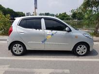 Cần bán Hyundai i10 1.2MT năm 2012, màu bạc, xe nhập chính chủ giá cạnh tranh