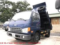 Bán xe ben Hyundai HD65 1,75 tấn+ giá siêu sốc+ hỗ trợ trả góp đến 70% +giao xe toàn quốc