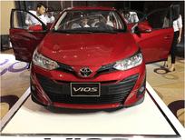 Bán Toyota Vios E 2018 - Tặng bảo hiểm, miễn phí 2 năm bảo dưỡng