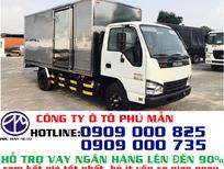 Đại lý xe tải Isuzu 1t9 Việt Nam, cập nhật 9/2018
