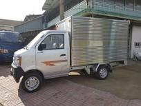 Bán xe tải Dongben 810kg thùng mui bạt, công nghệ Euro 4