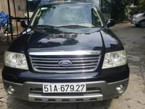 Bán xe Ford Escape 2005, màu đen, giá 225tr. Liên hệ chính chủ 0942892465 Thanh
