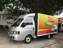 Bán xe tải Jac 1T25, thùng kín mới đời 2018, xe hỗ trợ vay lên đến 80%