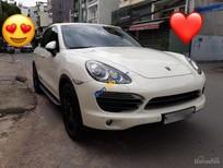 Bán Porsche Cayenne sản xuất năm 2010, màu trắng, nhập khẩu nguyên chiếc