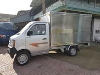 Bán xe tải Dongben 800kg sản xuất năm 2018, màu bạc, 145tr